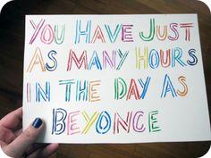 Watercolors & Beyonce   On My Honor