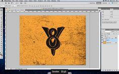 Method & Craft | Adding Texture in Photoshop