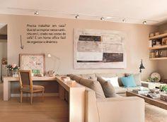 Uma casa integrada e funcional. Veja: http://www.casadevalentina.com.br/blog/materia/integrado-e-funcional.html #decor #decoracao #interior #design #idea #ideia #details #detalhes #house #home #casa #casadevalentina