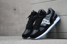 """Image of An Exclusive Look at the BAIT x Saucony Shadow Original """"Cruel World 3: Global Warning″"""