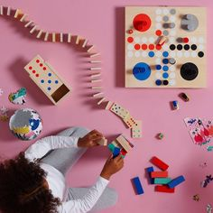 Welcome to the colorful world of LATTJO - a new #IKEA collection designed to get parents & children playing together!