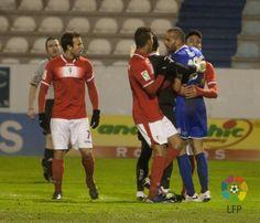 real murcia futbol 2 division adelante  ¡Santamaría que paradas!