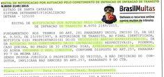Multas de trânsito: Edital da Setram Brusque concede prazos para defesas/recursos e indicação de real condutor infrator 8.12.15 65992 +http://brml.co/1lOLha1