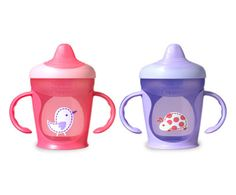 Truly Spill Proof Trainer Cup   tommee tippee