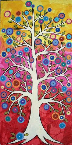 WhiteTreeOfLife by karlagerard, via Flickr