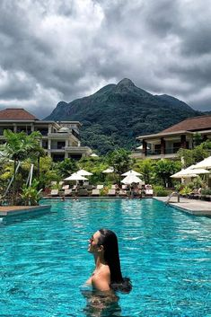 One of the finest hotels in Seychelles on Beau Vallon beach, Mahe island Hotel Swimming Pool, Hotel Pool, Seychelles Holidays, Seychelles Resorts, Luxury Spa, 5 Star Hotels, Resort Spa, Photo Shoots, Island