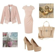 """Pretty in Pink"" by Accessories-boutique on Polyvore"