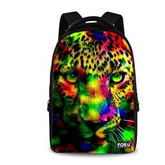 WWJ 3D backpack beautiful animal series Notebook Backpack hiking bag  s 1525l * See this great product.(This is an Amazon affiliate link and I receive a commission for the sales)