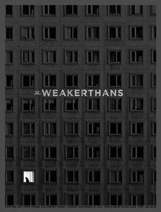 Aesthetic Apparatus: THE WEAKERTHANS