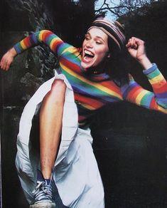 #eyecandy #style #rainbow #color #mood