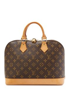 342a4207b235 Louis Vuitton Monogram Alma PM