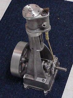 Jerry's Web page for Stationary Steam Engines