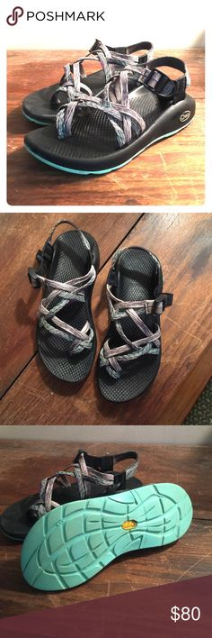 Chaco Sandals Chaco Brand Sandals. US size 8. Basically brand new! Chacos Shoes Sandals