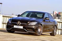 Mercedes-Benz (W205) C63S AMG by #Posaidon #mbhess #mbtuning