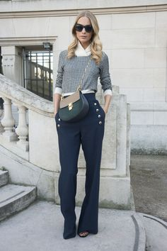 fall work outfit ideas GettyImages 465669512 square