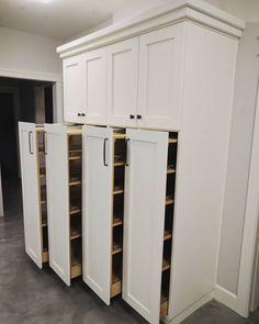 Home Design Ballyhoo Vacation Villas, Custom Cabinets, Home Decor Styles, Custom Homes, Pantry, Lockers, Locker Storage, The Unit, House Design