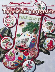 Christmas Stockings - Cross Stitch Patterns & Kits (Page 2) - 123Stitch.com