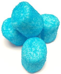 Sugarman Candy Broward - Sugared Marshmallows Blue 2 Pounds, $12.99 (http://www.bulkcandywholesaler.com/sugared-marshmallows-blue-2-pounds/)