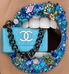 Fancy Makeup, Cute Makeup, Lip Makeup, Lipstick Designs, Lip Designs, Lip Artwork, Lip Bars, Lipstick Art, Best Lipsticks