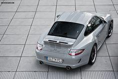 Porsche Sport Classic replica out of an older 997