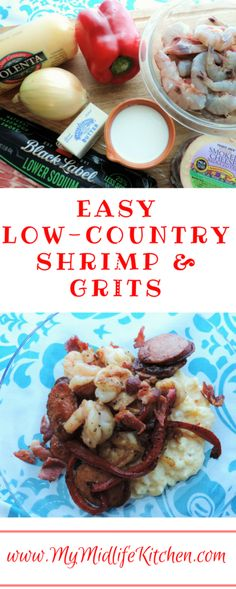 Easy Low Country Shrimp