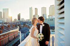 Caroline + Ben - Southern Weddings
