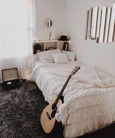 guitarra habitacion