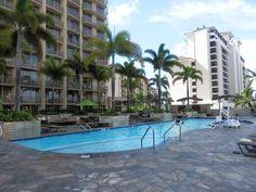 Hotel Review of the Embassy Suites Waikiki Beach Walk in Honolulu, Hawaii by Wilson Travel Blog Waikiki Beach, Honolulu Hawaii, Us Travel, Family Travel, Conrad Hotel, Embassy Suites, Beach Walk, Hotel Reviews, Adventure Travel
