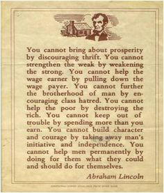 Well said. #Abraham #Lincoln #Quotes words-of-wisdom