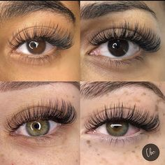 Natural Fake Eyelashes, Wispy Eyelashes, Perfect Eyelashes, Best Lashes, Eyelash Extensions Classic, Eyelash Extensions Prices, Makeup Eye Looks, Skin Makeup, Makeup Face Charts