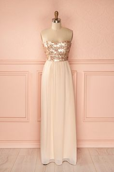 Blush and sparkles