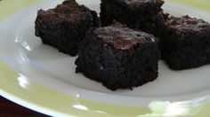 Brownies con Cocoa