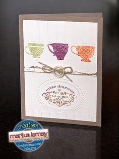 Marika Lemay, SU Tea Shoppe set