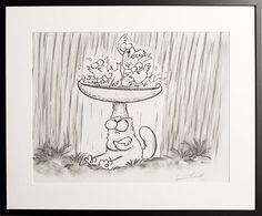 Simon's Cat - The Grand Appeal Animation Art Auction
