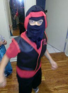 Halloween 2013_ Ty the Ninja!!