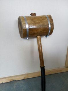 Log hammer