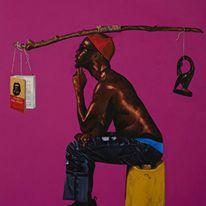 Art by Fahamu Pecou Clark Atlanta University, Duke University, Seattle Art Museum, High Museum, Joan Mitchell, Museum Of Contemporary Art, African American Art, National Museum, Popular Culture