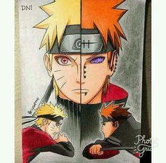 Pain Naruto, Naruto Uzumaki Shippuden, Wallpaper Naruto Shippuden, Naruto Shippuden Sasuke, Naruto Wallpaper, Naruto Sketch Drawing, Naruto Drawings, Anime Drawings Sketches, Otaku Anime