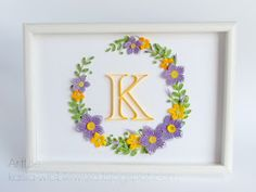 Quilling Letters, Quilling Cards, Paper Quilling, Stylish Alphabets, Alphabet Templates, Quilling Designs, Quilling Ideas, Quilling Techniques, Letters And Numbers