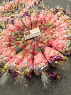 Rebecca's Sweet Cones