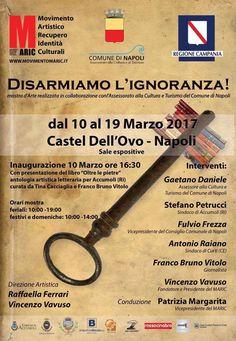 Mostra a Napoli, castel dell'ovo