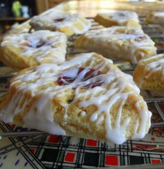 The English Kitchen: Strawberry and Mint Scones