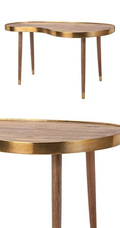 Curves make everything better. More intriguing than the standard round or oval, this Sheppard Kidney Coffee Table is a rustic look with engaging appeal. The kidney-shaped tabletop features a natural wo...  Find the Sheppard Kidney Coffee Table, as seen in the Industrial Space Expedition Collection at http://dotandbo.com/collections/industrial-space-expedition?utm_source=pinterest&utm_medium=organic&db_sku=115449