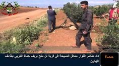 النشرة الإخبارية لأهم العمليات والاشتباكات التى دارت في سوريا  15  5  2014