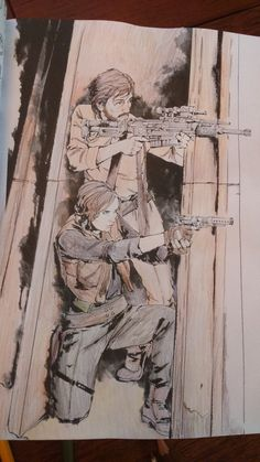 Jyn + Cassian, RebelCaptain, Rogue One, Star Wars - I will be your sword and shield, your camouflage and you will be mine... (Galaxy Colors Star Wars)