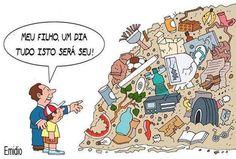 É esse mundo que você quer deixar para suas gerações futuras? Pense nisso.. ----------------------------------------------------------------- Is this the world you want to leave for your future generations? Think about it ..