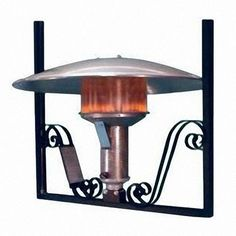 Sunglo 24 Volt Natural Gas Hanging Patio Heater