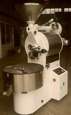 #pražírna #kávy #coffee #roaster HASGARANTI COFFEE ROASTER AND GRINDER EQUIPMENT