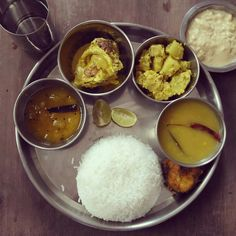 Indian Meal, Regional, Indian Food Recipes, Cravings, Meals, Power Supply Meals, Meal, Indian Recipes, Lunches