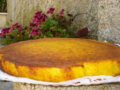 Portuguese Recipes, Pastry Cake, Dessert Recipes, Desserts, Coco, Cornbread, Food Inspiration, Sweet Recipes, Food And Drink